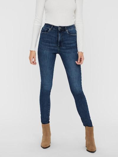 VERO MODA Jeans 'Loa' in Blue denim, View model