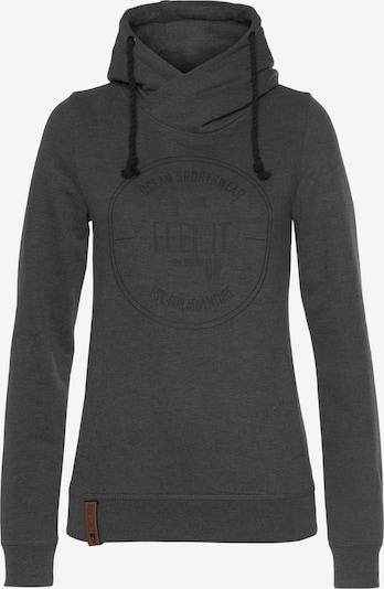 OCEAN SPORTSWEAR Sweatshirt in anthrazit, Produktansicht