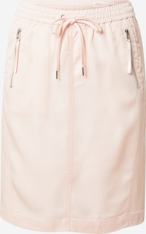 s.Oliver Skirt in Pink