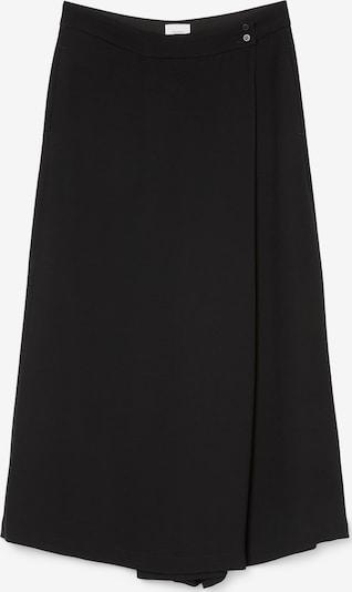 Marc O'Polo Pure Hosenrock ' aus Viskose-Crêpe ' in schwarz, Produktansicht