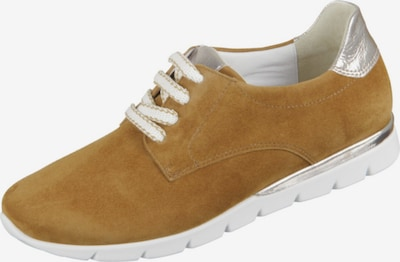SEMLER Athletic Lace-Up Shoes in Brown, Item view