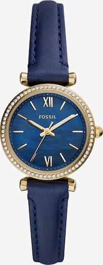 FOSSIL Analogové hodinky - modrá / zlatá, Produkt