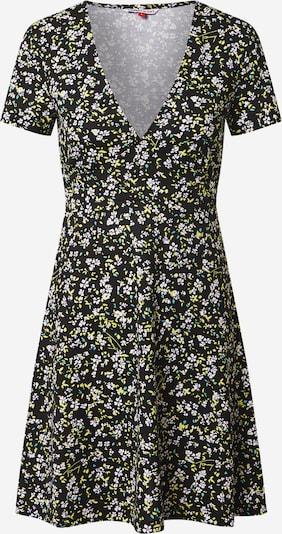 Tommy Jeans Kleid in hellblau / gelb / hellpink / schwarz / weiß, Produktansicht