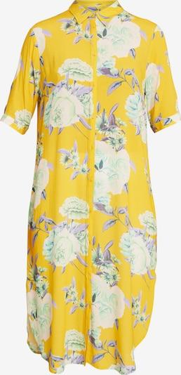 ECHTE Blousejurk 'Sonia' in de kleur Mosterd / Gemengde kleuren, Productweergave