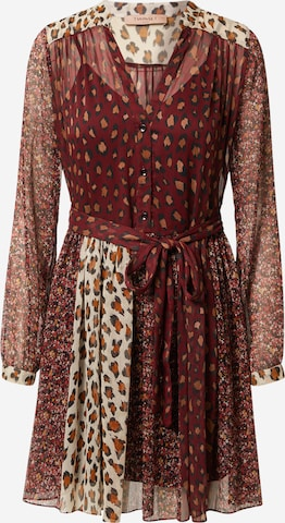 Twinset Kleid in Rot