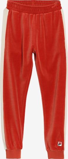 FILA Broek 'MAYA' in de kleur Rood, Productweergave