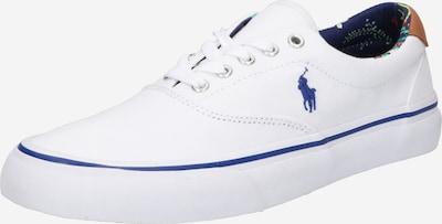POLO RALPH LAUREN Zemie brīvā laika apavi 'THORTON' karaliski zils / karameļkrāsas / balts, Preces skats