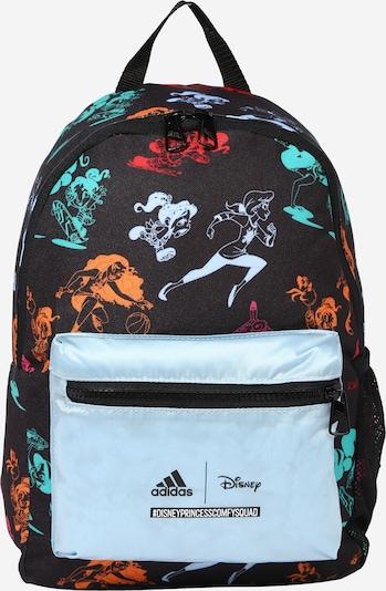 ADIDAS PERFORMANCE Plecak sportowy w kolorze turkusowy / lazur / pomarańczowy / czerwony / czarnym, Podgląd produktu