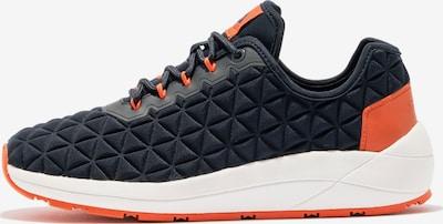 ASFVLT Sneakers 'SPEED SOCKS 2.0' in Navy / Dark orange, Item view