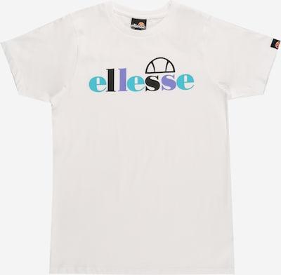 ELLESSE T-Shirt 'Corvist' in türkis / helllila / schwarz / weiß, Produktansicht