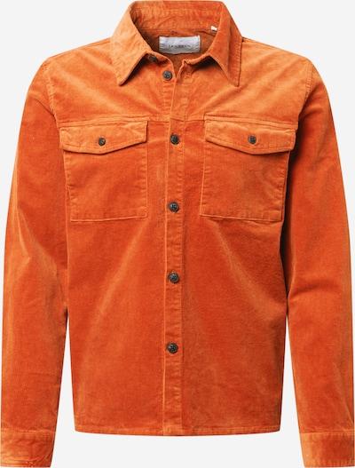 Les Deux Overhemd 'Laurel' in de kleur Roestbruin, Productweergave