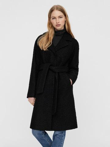 Cappotto di mezza stagione 'Twirlisia' di VERO MODA in nero