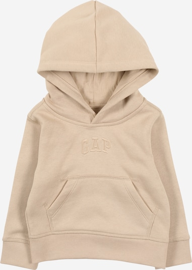 GAP Sweatshirt 'FASHION' in sand, Produktansicht