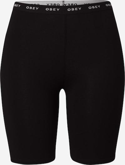 Obey Shorts  'GLEN ASPEN' in schwarz / weiß, Produktansicht