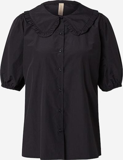 Soyaconcept Bluse 'NETTI' in schwarz, Produktansicht