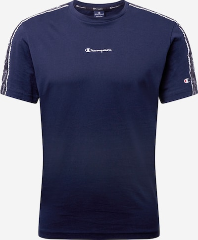 Champion Authentic Athletic Apparel Shirt in de kleur Navy / Wit, Productweergave