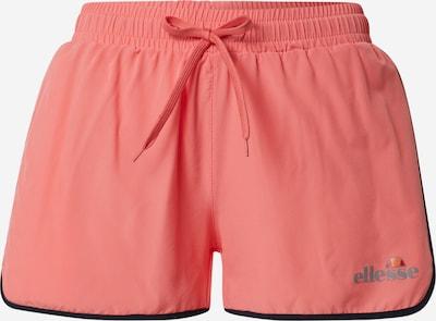 ELLESSE Pantalón deportivo 'Sandrine Shorts' en gris / naranja / coral / negro, Vista del producto