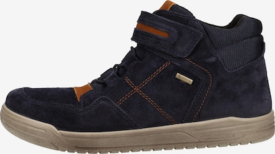 SUPERFIT Sneaker in blau / rot, Produktansicht