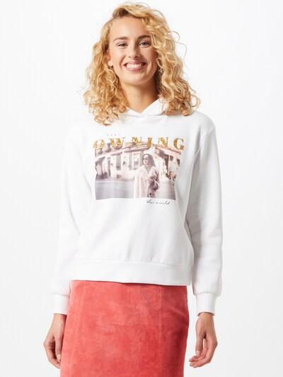ONLY Sweatshirt 'BLOOM' in mischfarben: Frontalansicht