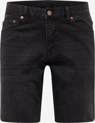Dr. Denim Jeans 'Clark' i svart denim, Produktvy