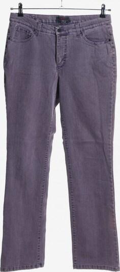 Vanilia Straight-Leg Jeans in 32-33 in lila, Produktansicht