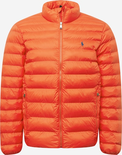 POLO RALPH LAUREN Prechodná bunda 'TERRA' - kráľovská modrá / oranžovo červená, Produkt