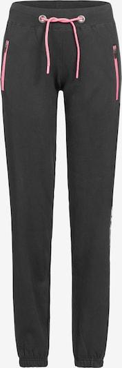 Benlee Sweathose 'Aberdeen' in schwarz, Produktansicht
