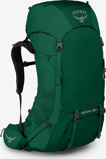 Osprey Sportrugzak 'Rook' in de kleur Grasgroen / Zwart / Wit, Productweergave