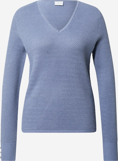 VILA Pullover 'Chassa' in rauchblau, Produktansicht
