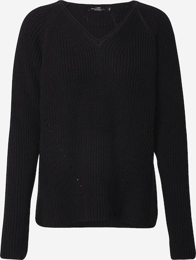 Zwillingsherz Sweater in Black, Item view