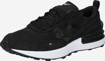 Nike SportswearTenisice 'Waffle One' - crna boja
