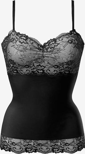 NUANCE Top za oblikovanje | nude / črna barva, Prikaz izdelka