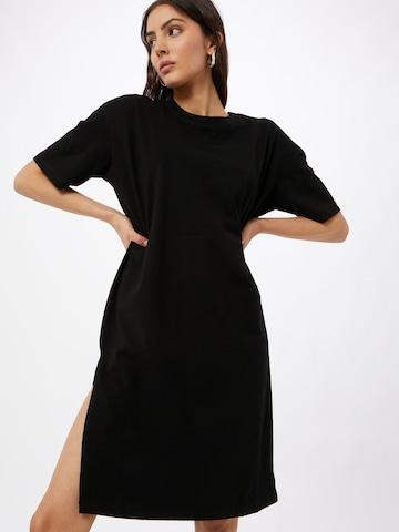 Urban Classics Oversizekjoler i svart