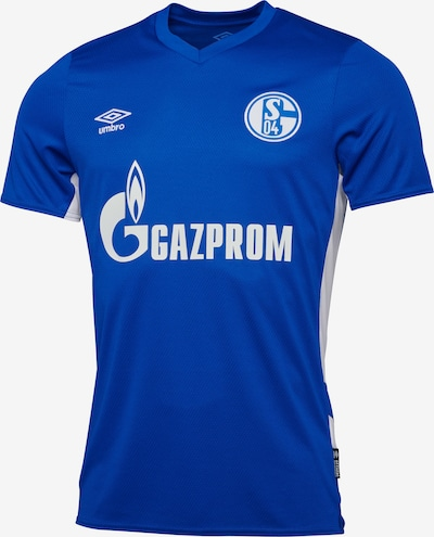 UMBRO Trikot 'FC Schalke 04' in blau / weiß, Produktansicht