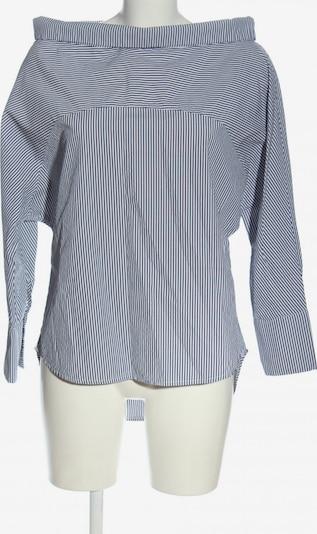 SELECTED FEMME Schlupf-Bluse in XXL in schwarz / weiß, Produktansicht