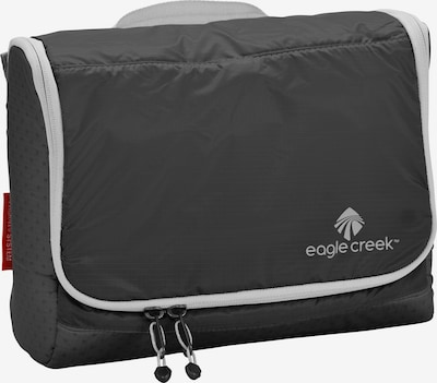 EAGLE CREEK Toilettas 'Pack-It Specter™' in de kleur Grijs / Zwart, Productweergave