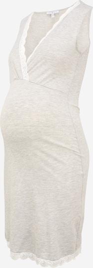 Envie de Fraise Nachthemd 'SEGOLENE' in grau / offwhite, Produktansicht