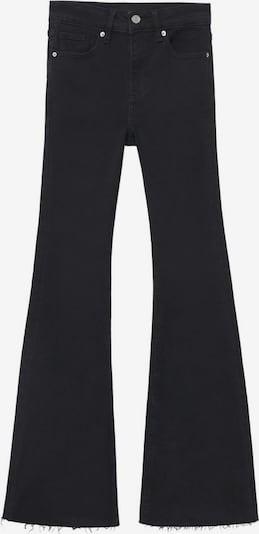 MANGO KIDS Jeans 'Flaret' in black denim, Produktansicht