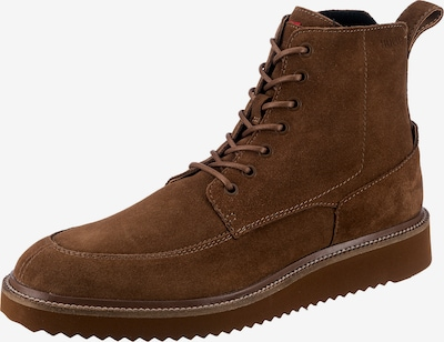 HUGO Lace-Up Boots in Brown, Item view