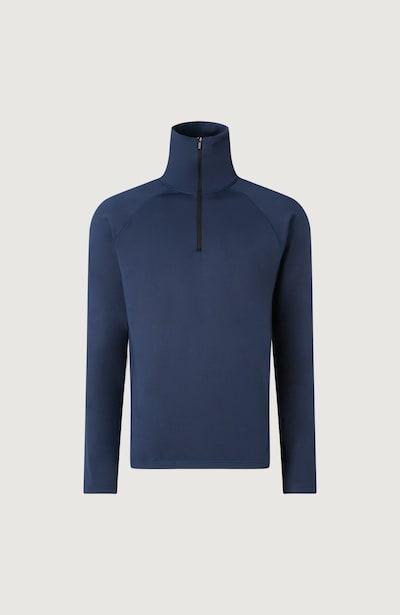O'NEILL Fleece jas 'Clime' in de kleur Donkerblauw, Productweergave