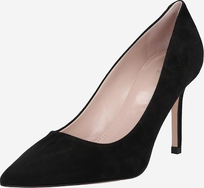 HUGO Čevlji s peto 'Ines' | črna barva, Prikaz izdelka