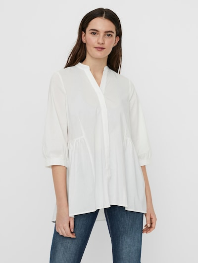 VERO MODA Blouse 'Clara' in natural white, View model
