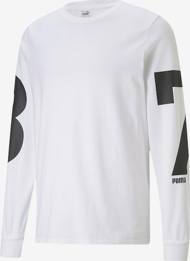 PUMA Funktionsshirt in schwarz / weiß, Produktansicht
