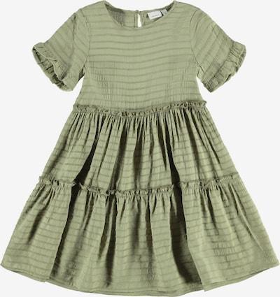NAME IT Kleid 'Bengrun' in khaki, Produktansicht