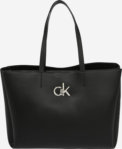 """Calvin Klein """"Shopper"""" tipa soma melns, Preces skats"""