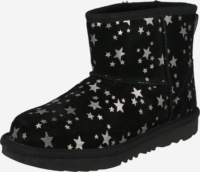 UGG Snow boots 'STARS' in black / silver, Item view