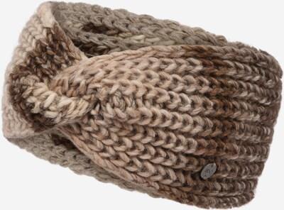 EDC BY ESPRIT Stirnband in creme / hellbeige / braun, Produktansicht
