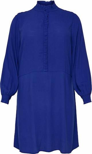 ONLY Carmakoma Blusenkleid in blau, Produktansicht