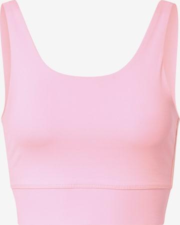 Reggiseno sportivo di Hey Honey in rosa