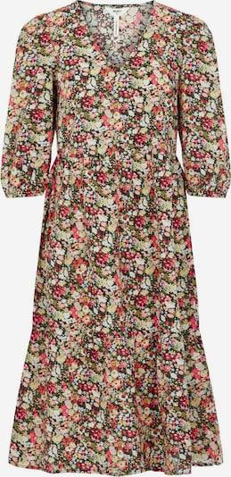 OBJECT Robe en mélange de couleurs, Vue avec produit